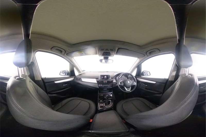 2015 BMW 2 Series Active Tourer 218i Active Tourer auto