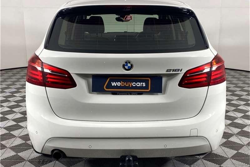 Used 2016 BMW 2 Series Active Tourer 218i Active Tourer auto