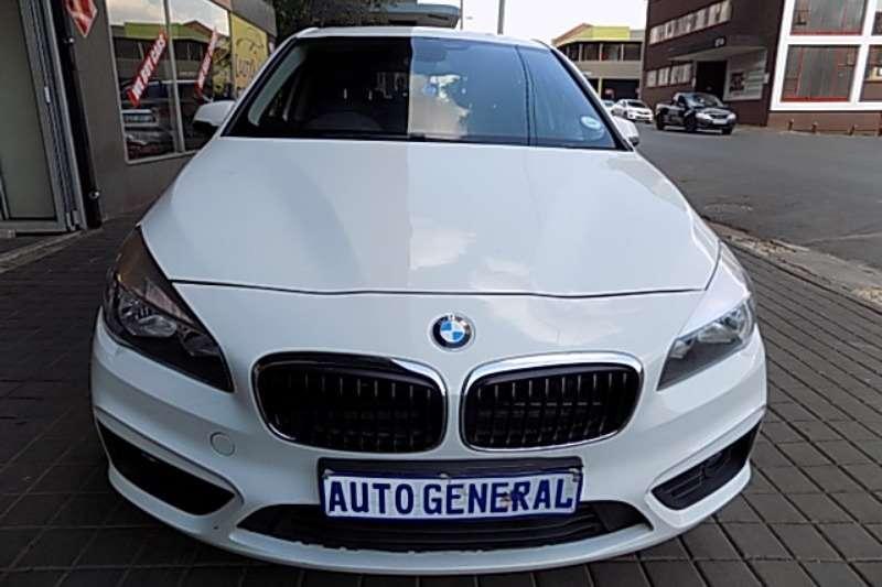 BMW 2 Series Active Tourer 218i Active Tourer Luxury auto 2015