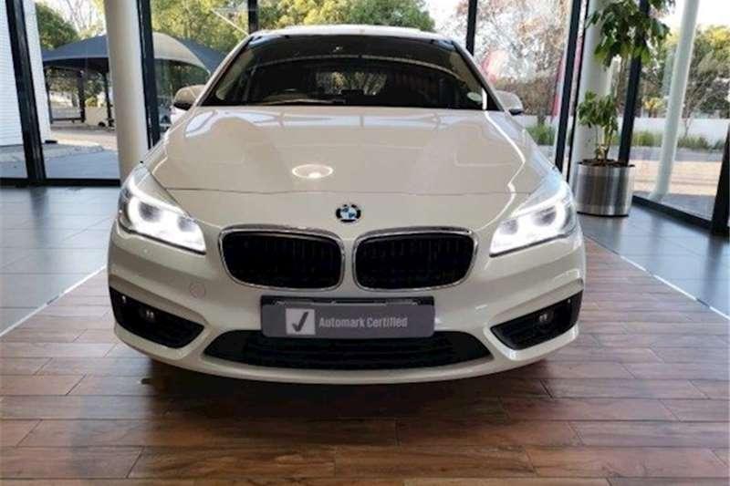 BMW 2 Series Active Tourer 218i Active Tourer M Sport auto 2017