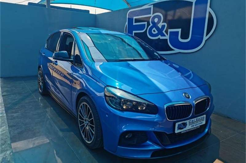 BMW 2 Series Active Tourer 220d Active Tourer auto 2015