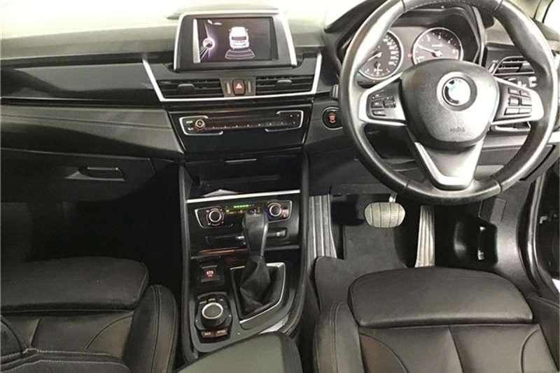 BMW 2 Series Active Tourer 220d Active Tourer auto 2015