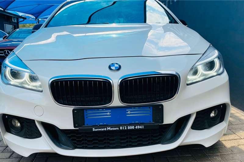 Used 2015 BMW 2 Series Active Tourer 220d Active Tourer auto