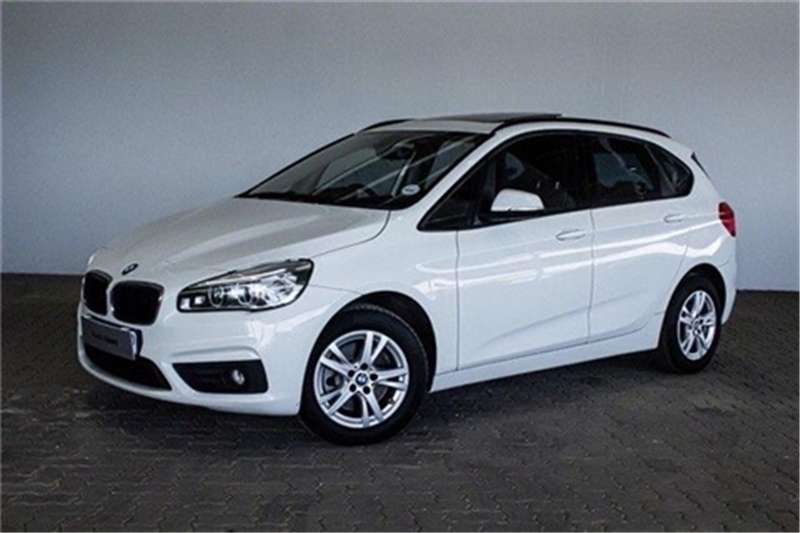 BMW 2 Series Active Tourer 220d Active Tourer auto 2016