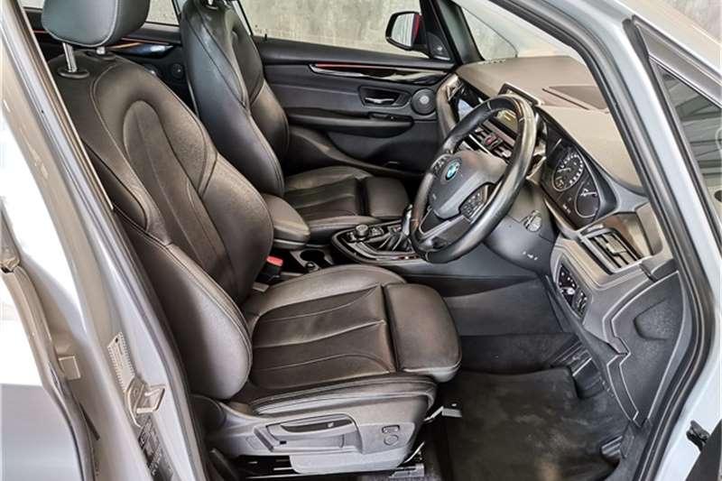 Used 2015 BMW 2 Series Active Tourer 220d Active Tourer M Sport auto