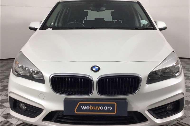 2015 BMW 2 Series Active Tourer 220i Active Tourer auto