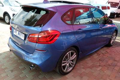 2014 BMW 2 Series Active Tourer 225i Active Tourer auto