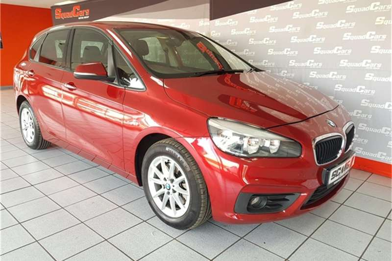 2015 BMW 2 Series Active Tourer 218i Active Tourer auto