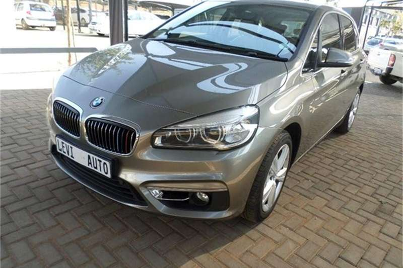 2015 BMW 2 Series Active Tourer 218i Active Tourer Luxury auto