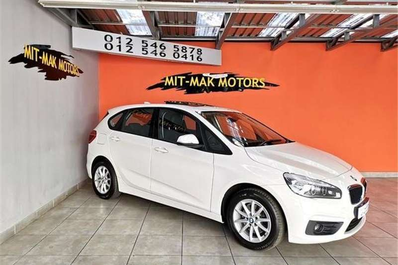 2017 BMW 2 Series Active Tourer 218i Active Tourer auto