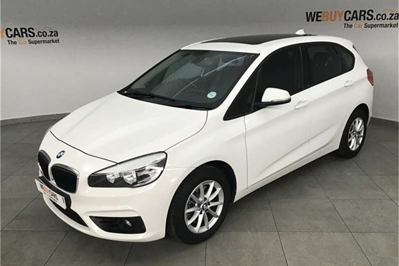 2015 BMW 2 Series Active Tourer 220i Active Tourer