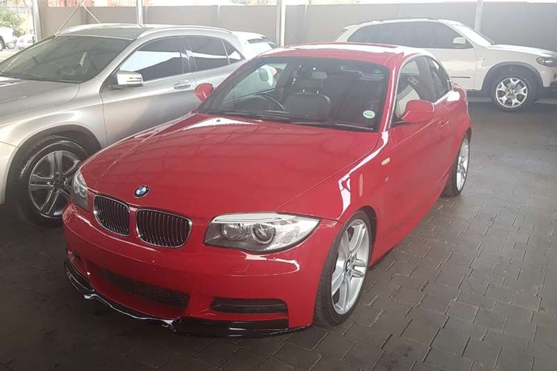 BMW 2 Series Coupe 2010