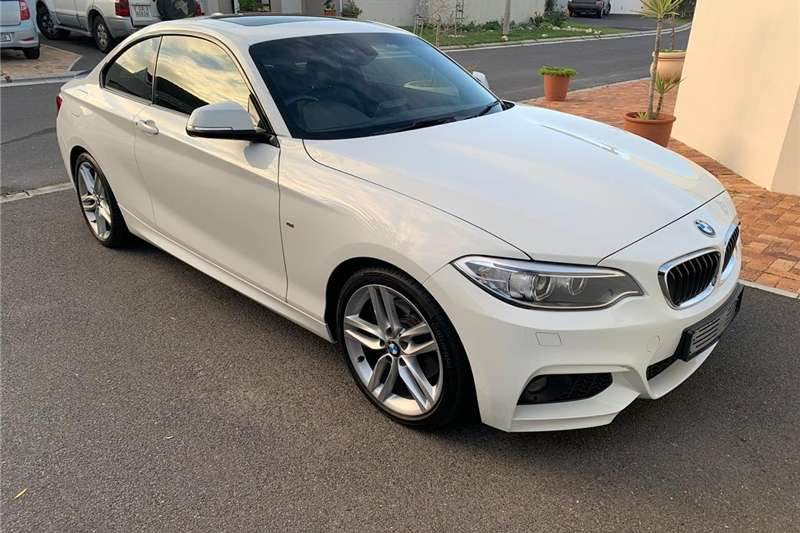 BMW 2 Series Coupe 220d M SPORT A/T(F22) 2015