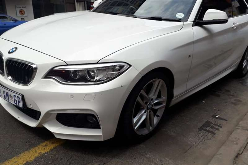 BMW 2 Series Coupe 220i M SPORT A/T(F22) 2014