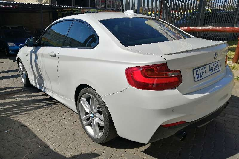 BMW 2 Series coupe 220i M SPORT A/T(F22) 2015