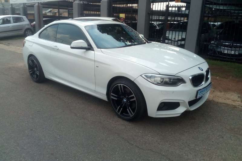 BMW 2 Series Coupe 220i M SPORT A/T(F22) 2016