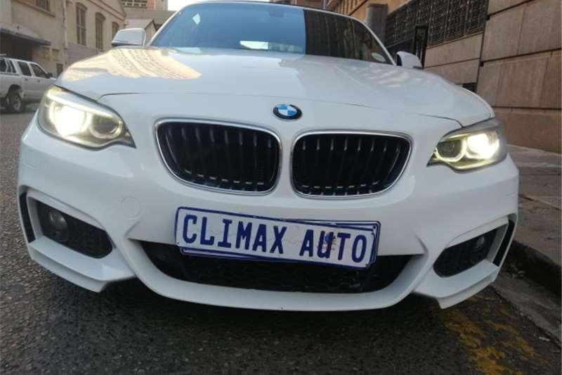 BMW 2 Series Coupe 220i MODERN LINE 2015