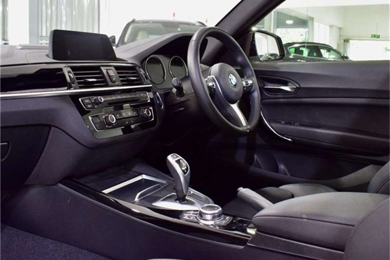 Used 2020 BMW 2 Series Coupe 220i SPORT LINE SHADOW EDITION A/T (F22)