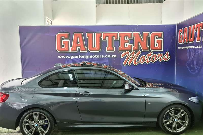 Used 2015 BMW 2 Series Coupe