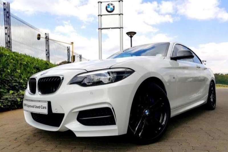 BMW 2 Series Coupe M240i A/T (F22) 2018