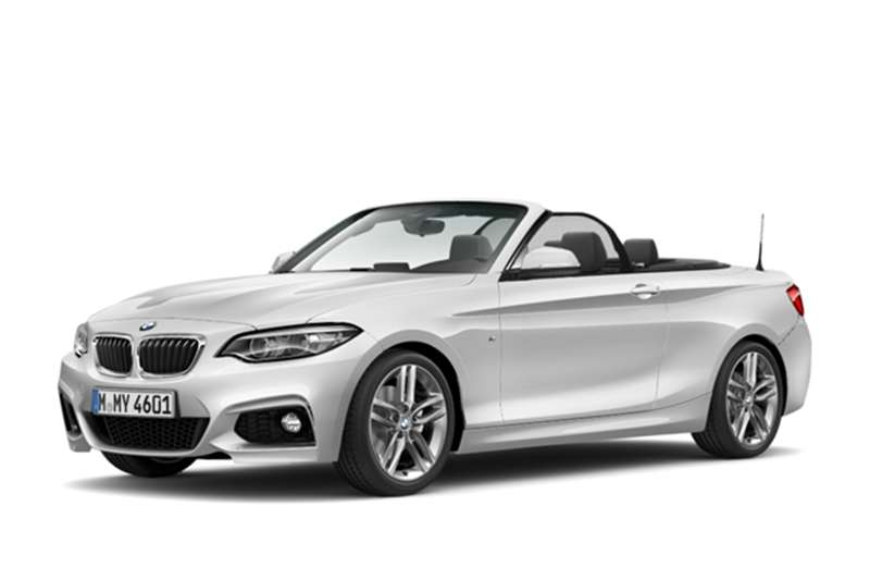 2017 BMW 2 Series 220i convertible M Sport auto