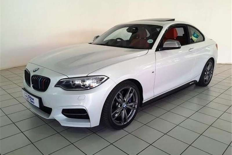 2017 BMW 2 Series M240i coupe auto