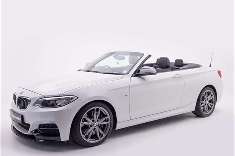 2015 BMW 2 Series M235i convertible auto