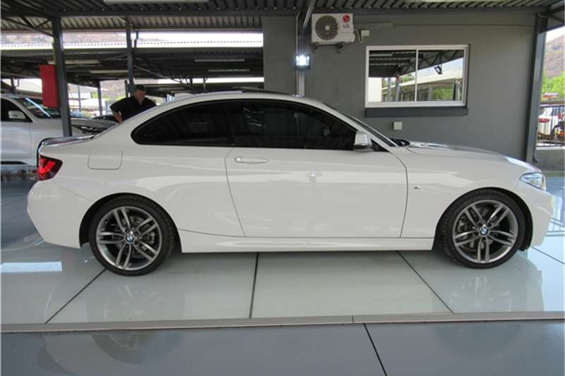 2016 BMW 2 Series 230i coupe M Sport auto