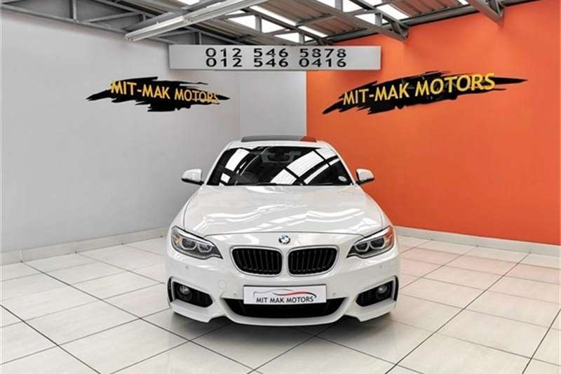 2016 BMW 2 Series 228i coupe M Sport auto