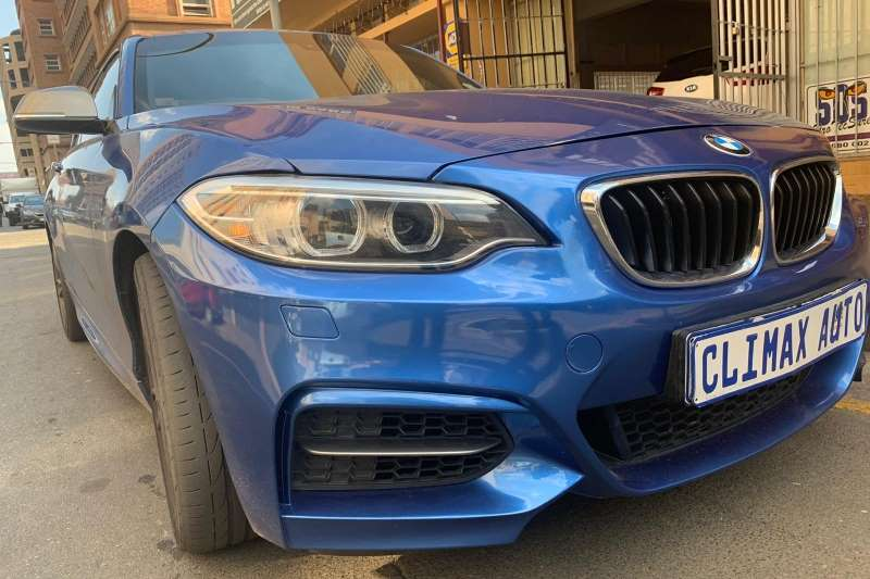 2016 BMW 2 Series 228i coupe M Sport auto