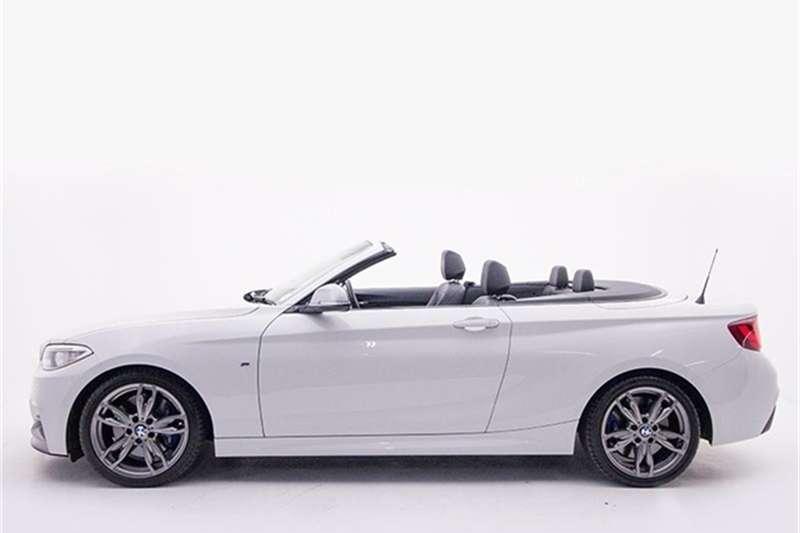 BMW 2 Series M235i convertible auto 2015