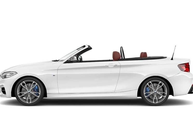 BMW 2 Series M235i convertible auto 2016