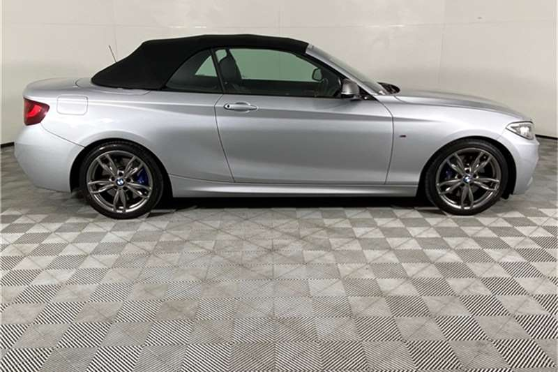 Used 2016 BMW 2 Series M235i convertible auto