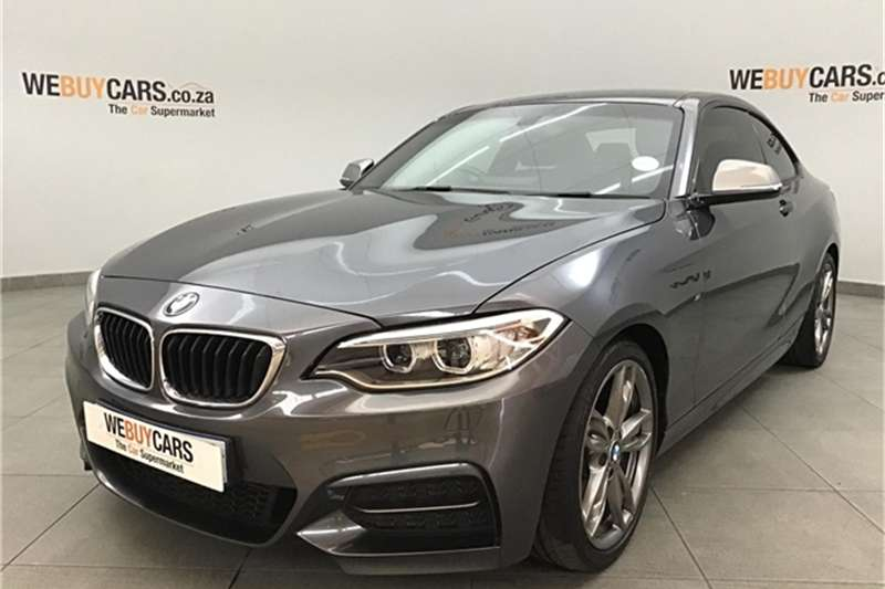 BMW 2 Series M235i coupe 2014
