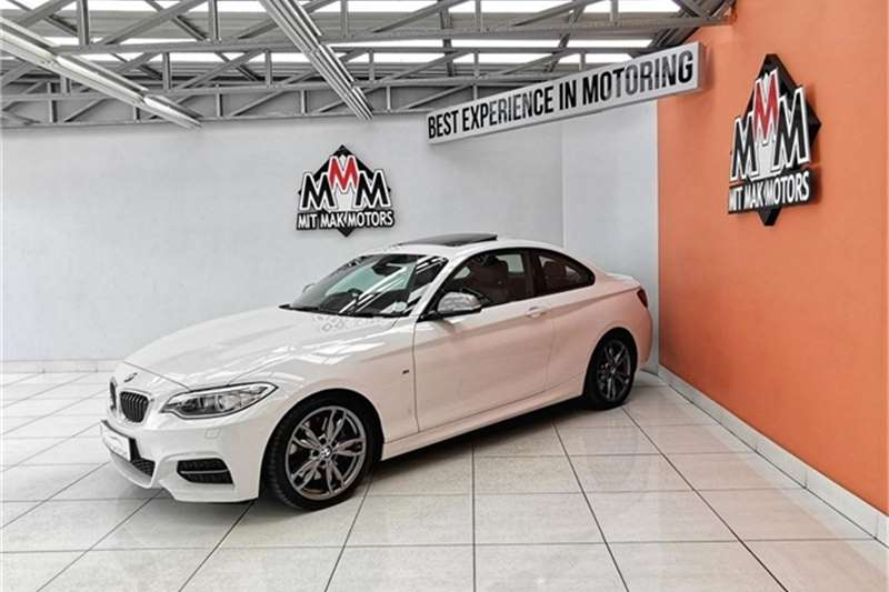 Used 2014 BMW 2 Series M235i coupe auto