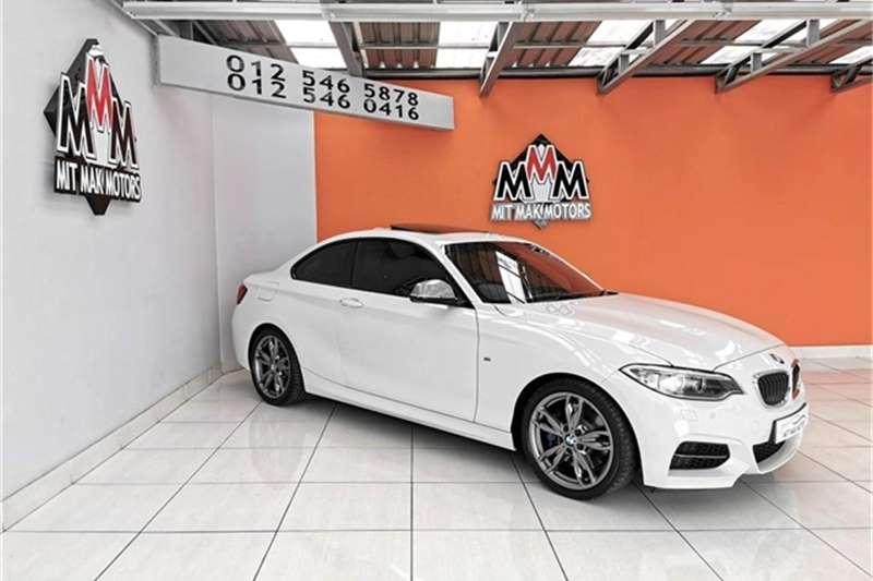 BMW 2 Series M235i coupe auto 2016
