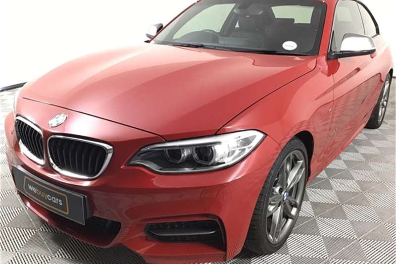 Used 2016 BMW 2 Series M235i coupe auto