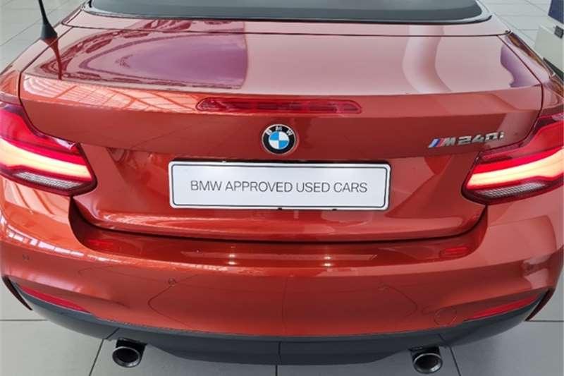 BMW 2 Series M240i convertible auto 2017