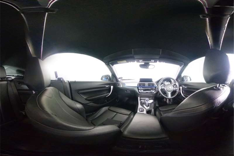 2017 BMW 2 Series M240i convertible auto