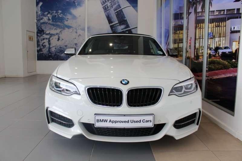 BMW 2 Series M240i convertible auto 2018