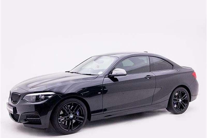BMW 2 Series M240i coupe auto 2017