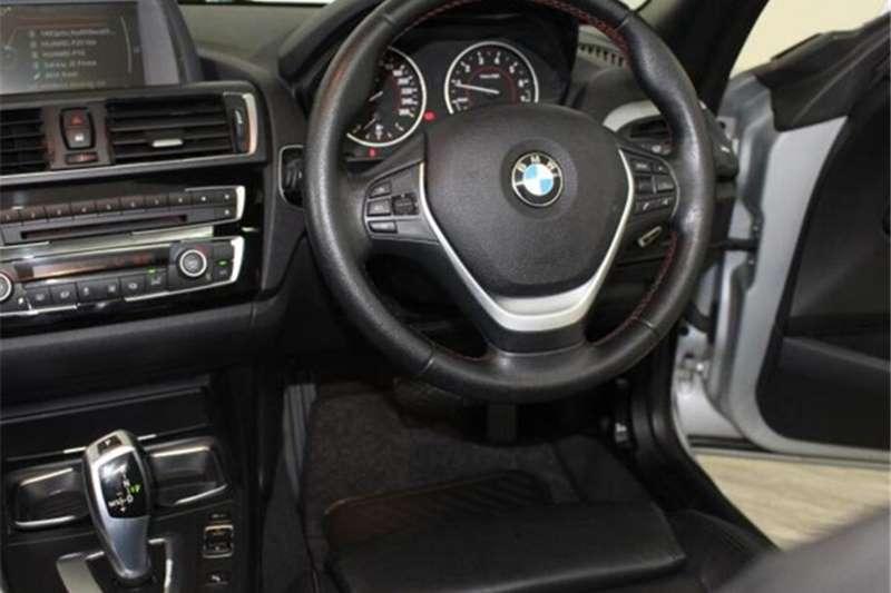 BMW 220i CONVERT SPORT LINE A/T (F23) 2016