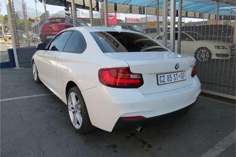 BMW 220i M SPORT A/T(F22) 2014