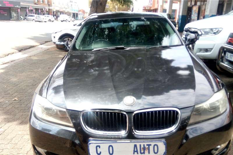 BMW 3 Series 1.4 2011