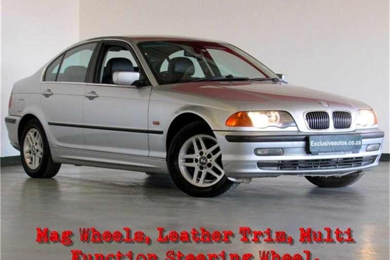 BMW 3 Series 2.2 A/T (E46) 2000