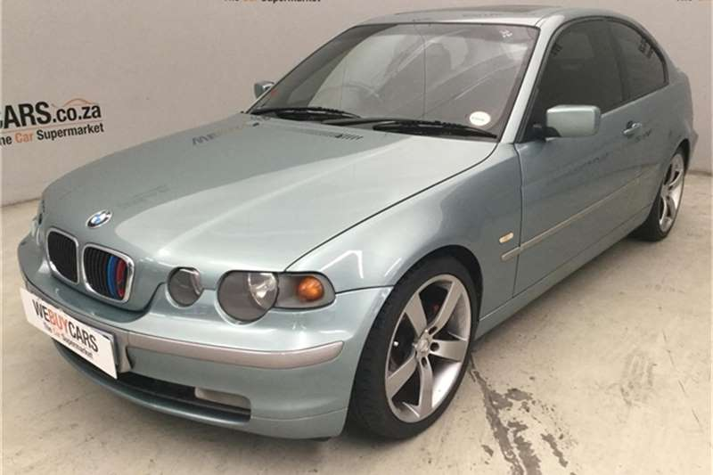 BMW 3 Series 2002