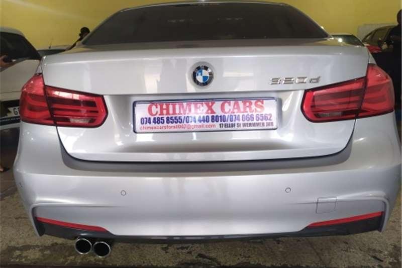 Used 2015 BMW 3 Series