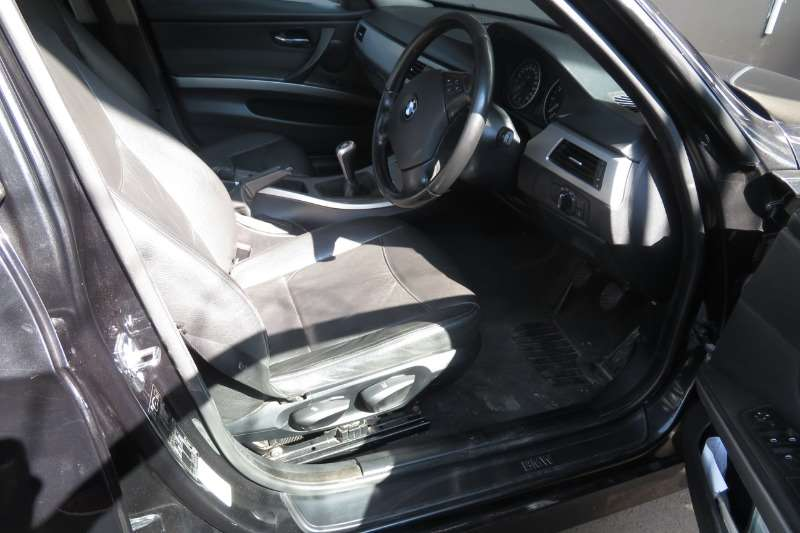 BMW 3 Series 3.2 quattro s-tronic 2007