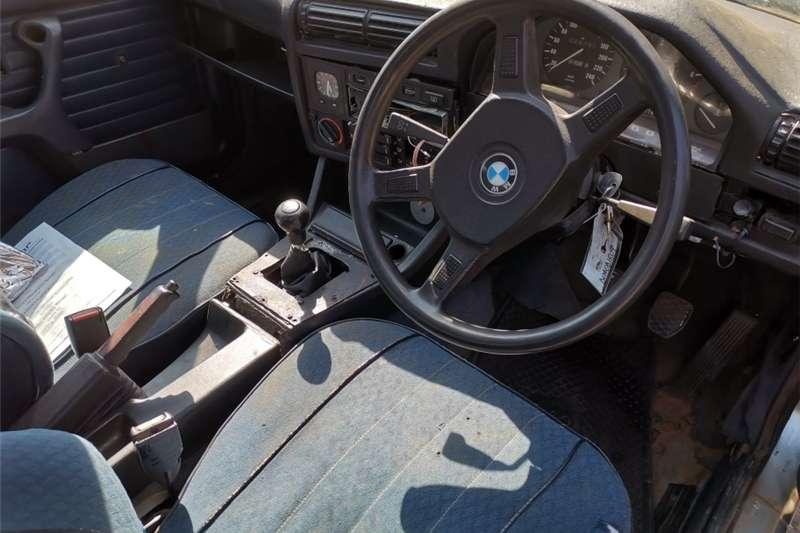 BMW 3 Series 316i 1986