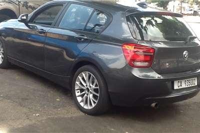 BMW 3 Series 316i 2013